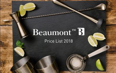 Everything new from Beaumont TM in 2018…