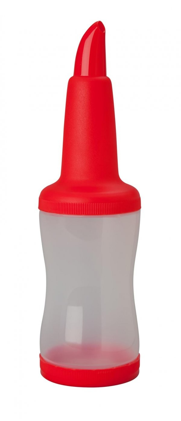Freepour Bottle Red