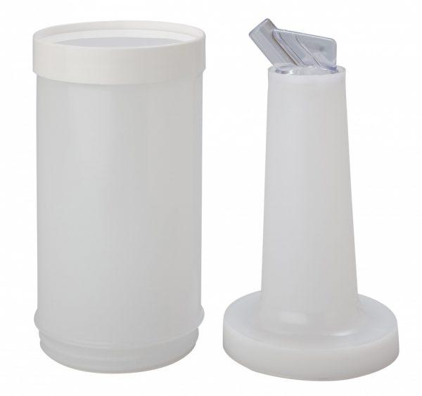 Save & Pour Quart White
