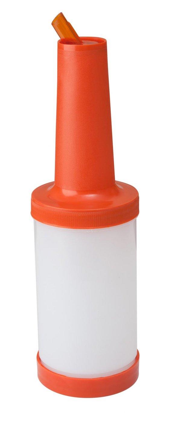 Save & Pour Professional Quart Orange