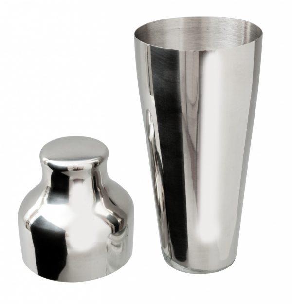 Mezclar 550ml Art Deco Shaker Stainless Steel