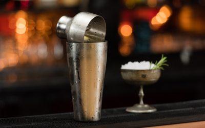 Use a shaker like a professional…