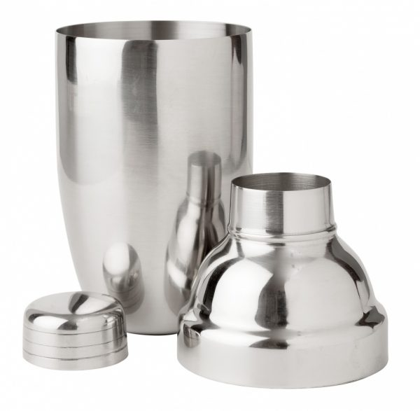 Mezclar 600ml Piccolo Cocktail Shaker Stainless Steel