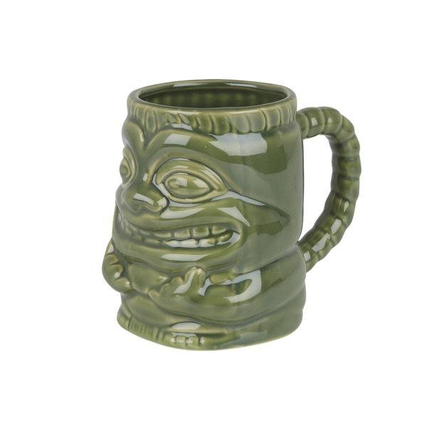 Ceramic Tiki Mug With Handle