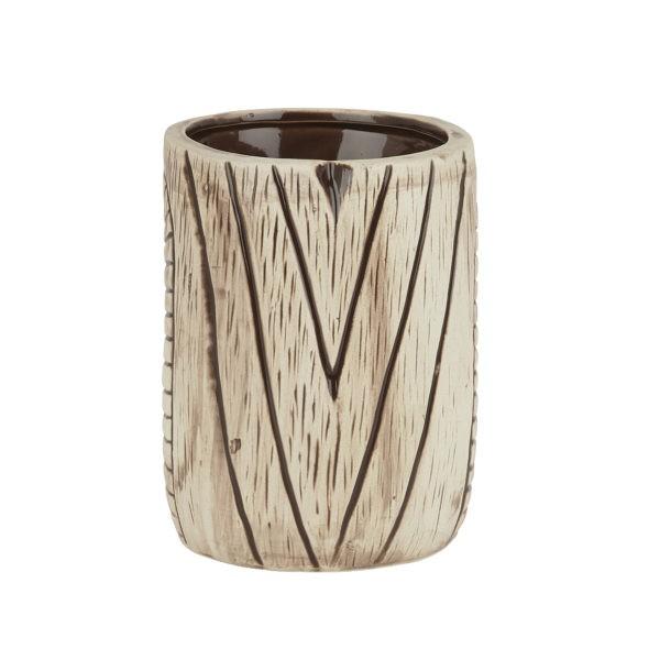 Ceramic Toscano Lono Tiki Mug