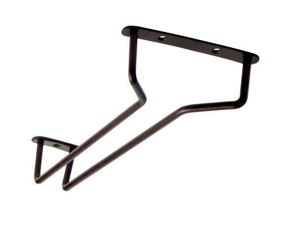 10″ Glass Hanger Rustic