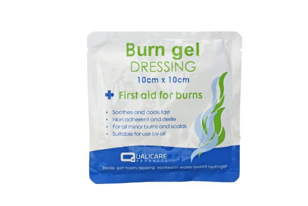Burns Dressing 10cm x 10cm