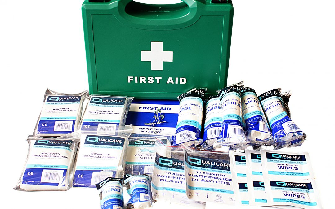 New range of basic HSE first aid kits for low hazard workplaces