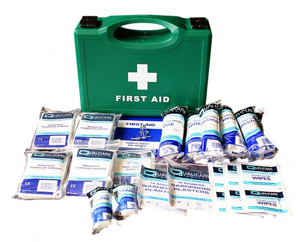 HSE Workplace First Aid Kit 1-10 Person