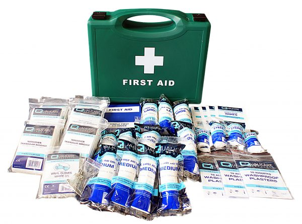 HSE Workplace First Aid Kit 1-20 Person