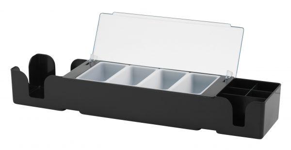 Plastic Bar Centre 4 Compartments