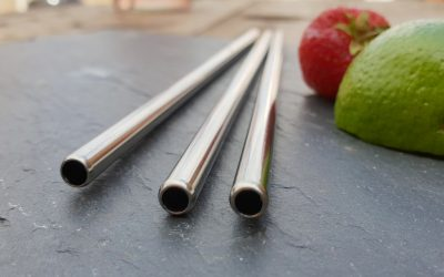 Straws that are more environmentally friendly