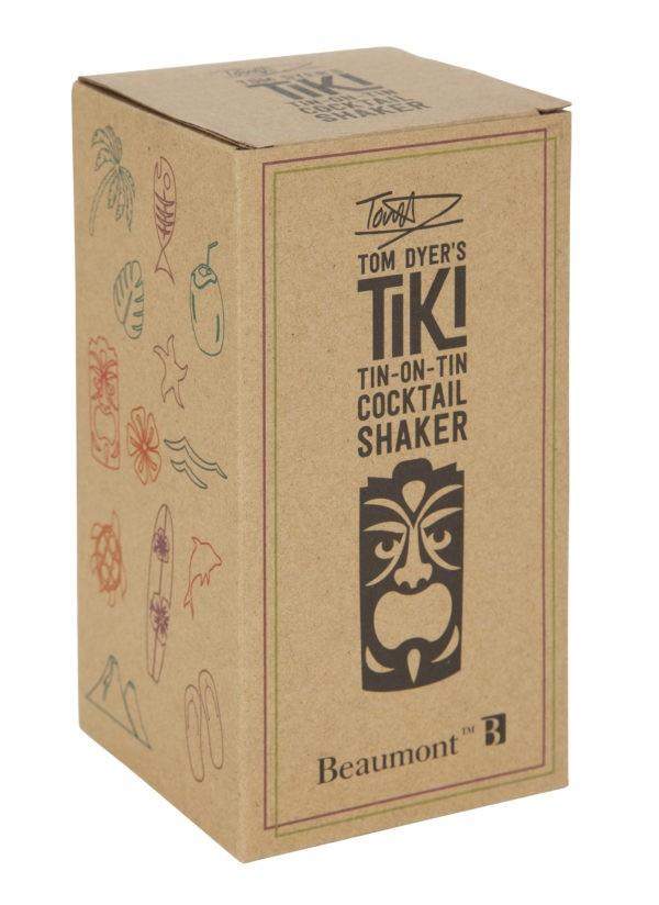 Tiki Shaker Set