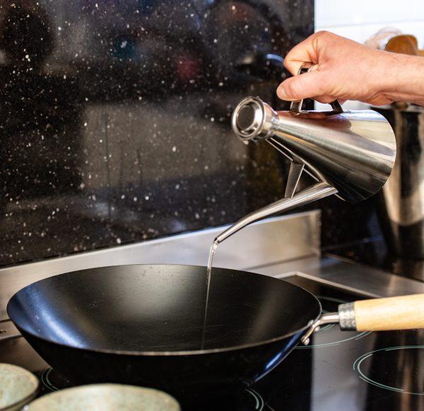 500ml Oil Pot Stainless Steel