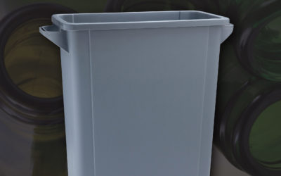 The Slim Bin 65 Litre