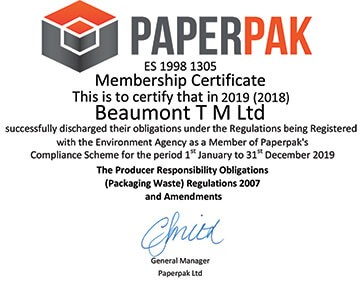 Beaumont-TM-Ltd-Paperpack-Cert-small