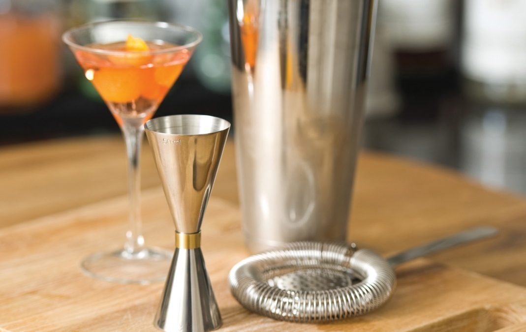 The 5 basics tools of bartending…