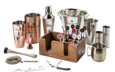 Your very own branded barware…