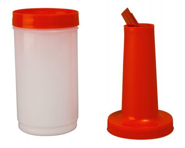 Save & Pour Professional Quart Red
