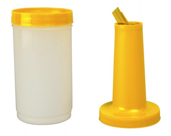 Save & Pour Professional Quart Yellow