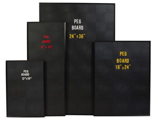 "Peg Board 12"" x 18"""