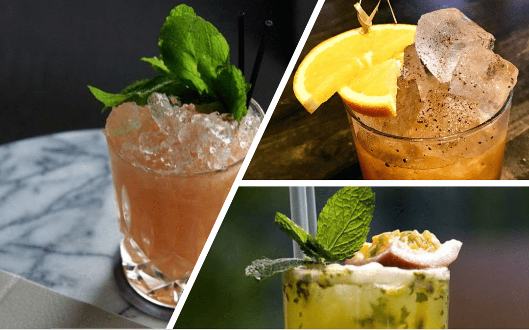 Spice up your Dry January with these mocktails from around the globe…