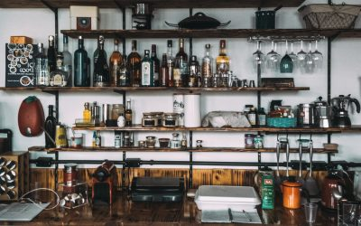 Essential items for your home bar